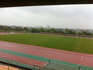 大垣市 サッカー会場