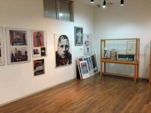 清里現代美術館の目玉。Joseph Beuysのコーナーは数々の資料もあり、素晴らしいです。